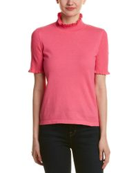 Cece by Cynthia Steffe - Pink Sweater - Lyst