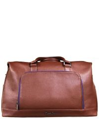 Robert Graham - Brown Pirro Duffel for Men - Lyst