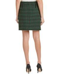 Hobbs - Black Wool-blend Skirt - Lyst