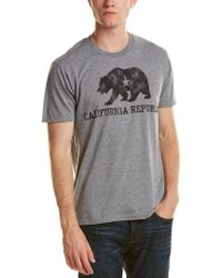 Dilascia Gray T-shirt for men