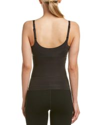 Spanx - Black ® Shape My Day Open Bust Cami - Lyst