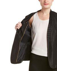 Anne Klein - Black Jacket - Lyst