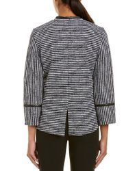 Foxcroft Black Irina Knit Jacket