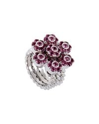 Pasquale Bruni - Multicolor 18k 3.30 Ct. Tw. Tourmaline Ring - Lyst