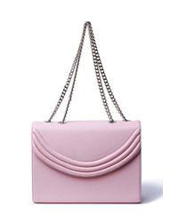Lauren Cecchi New York | Multicolor Mezzo Blush Medium Cross Body Bag | Lyst