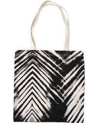 RVCA - Black That Tote Bag - Lyst