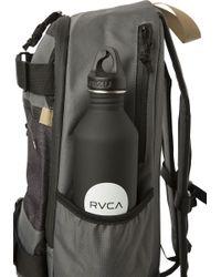 RVCA - Gray Push Skate Delux for Men - Lyst