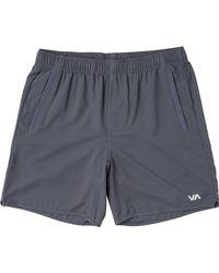 RVCA - Multicolor Yogger Iii Short for Men - Lyst