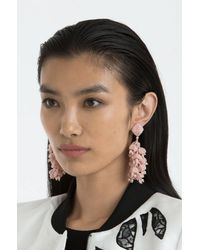 Sachin & Babi - Multicolor Grapes Earrings | Rose - Lyst