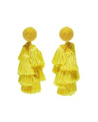 Sachin & Babi - Yellow Cha Cha - Lemon - Lyst