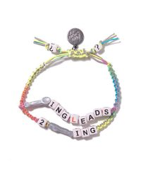 Venessa Arizaga | Multicolor Spooning Leads To Forking Bracelet | Lyst