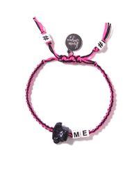 Venessa Arizaga | Pink Call Me Bracelet | Lyst