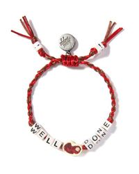 Venessa Arizaga | Red Well Done Bracelet | Lyst