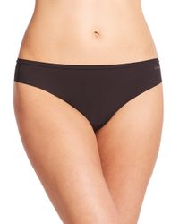 La Perla | Black Invisible Bikini Brief | Lyst