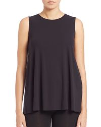 Wolford | Black Pure Pullover Top | Lyst