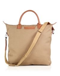 Want Les Essentiels De La Vie - Natural O'hare Canvas & Leather Tote for Men - Lyst