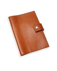 Shinola | Brown Essex Leather Ipad Mini Case for Men | Lyst