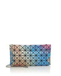 Bao Bao Issey Miyake | Multicolor Prism Aurora Faux Leather Clutch | Lyst