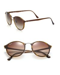 Ray-Ban | Brown Phantos 49mm Sunglasses for Men | Lyst