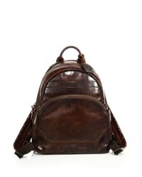 Frye | Brown Melissa Leather Backpack | Lyst