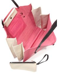 Botkier - Pink Jane Leather Tote - Lyst
