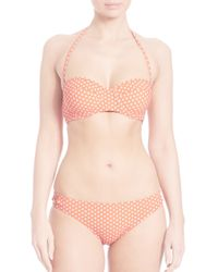 Tory Burch | Natural Myra Underwire Bikini Top | Lyst