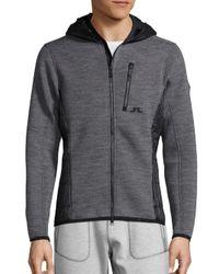 J.Lindeberg | Multicolor Regal Insulated Hooded Jacket for Men | Lyst