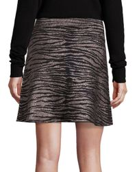 A.L.C. - Multicolor Alonso Mettiger-print Skirt - Lyst