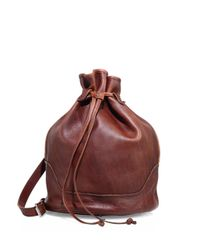 Frye | Multicolor Cara Leather Bucket Bag | Lyst