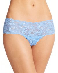 Cosabella | Blue Never Say Never Hottie Hotpants | Lyst