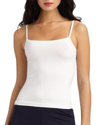 Wolford | White Santiago Tank Top | Lyst