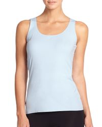 Wolford | Blue Pure Tank Top | Lyst