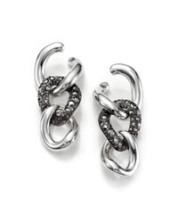Pomellato - Metallic O.b3181ma/a Gourmette Earrings - Lyst