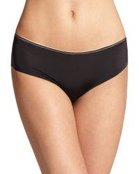 Chantelle - Black Invisible Seamless Hipster Brief - Lyst