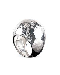 Ippolita | Metallic Glamazon Sterling Silver Dome Ring | Lyst