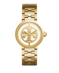Tory Burch - Metallic Reva Stainless Steel Strap Watch - Lyst