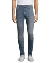 J Brand - Blue Mick Slim-fit Jeans for Men - Lyst
