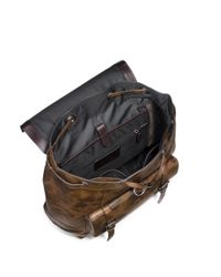 COACH - Multicolor Bleecker Leather Backpack - Lyst