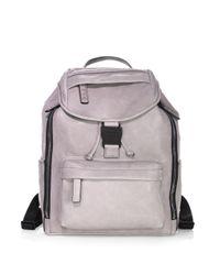 MCM - Metallic Killian Leather Backpack for Men - Lyst