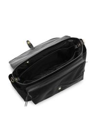 Tory Burch - Black Scout Messenger Baby Bag - Lyst