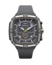 Brera Orologi - Gray Supersportivo Stainless Steel Chronograph Watch for Men - Lyst
