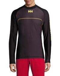 Helly Hansen | Multicolor Rider Rash Guard for Men | Lyst