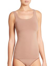 Hanro - Natural Touch Feeling Tank Top - Lyst