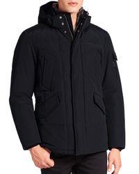 Woolrich | Blue Blizzard Jacket for Men | Lyst