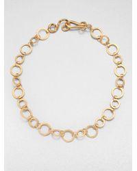 Stephanie Kantis | Metallic Regency Chain Link Necklace | Lyst