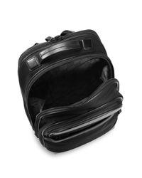 Montblanc | Black Large Ribbed Backpack for Men | Lyst