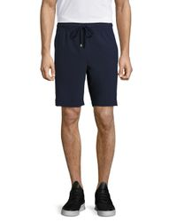 Vilebrequin | Blue Active Cannes Woven Shorts for Men | Lyst