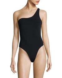 Mara Hoffman - Black One-piece Cher Swimsuit - Lyst