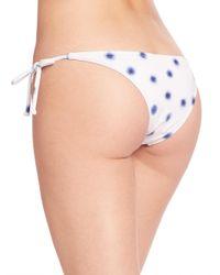 Made By Dawn - Multicolor Puka Bikini Bottom - Lyst