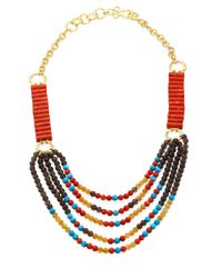Stephanie Kantis - Multicolor Jepang Semi-precious Multi-stone Necklace - Lyst
